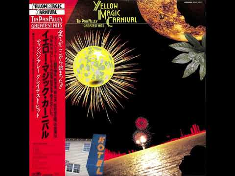 Harry Hosono・細野晴臣 ティン・パン・アレー|yellow Magic Carnival  Full Album