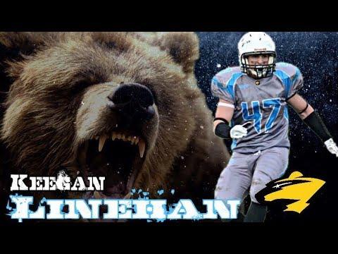 Keegan Linehan 2017 Highlights (Bor Avala Golden Bears) Serbia