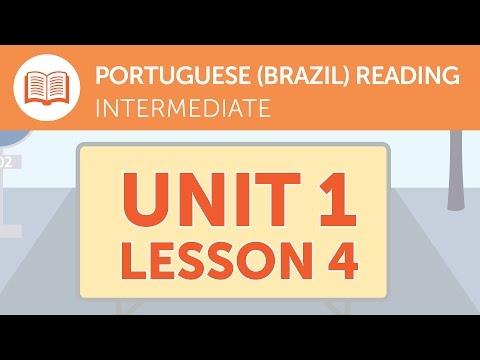 Intermediate Portuguese Reading – Reading Portuguese Job Postings