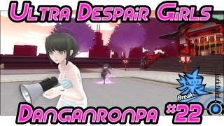 ♥(PSVita) Ultra Despair Girls| Part 22 | Komaru VS Genocide Jack