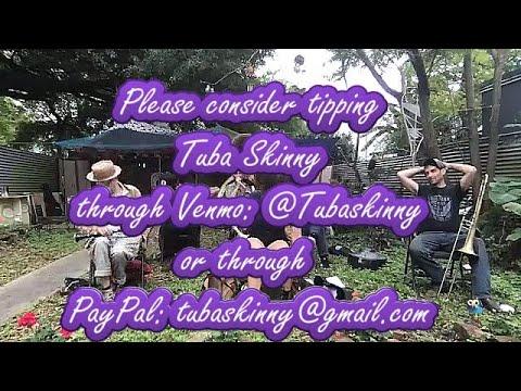 Tuba Skinny Livestream March 21st, 2020