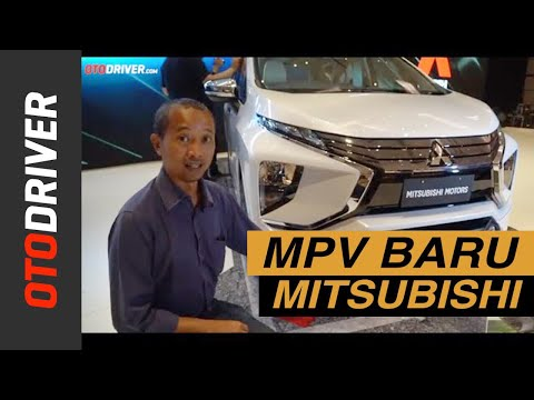 Mitsubishi All New Small MPV 2017 First Impression Review Indonesia | OtoDriver
