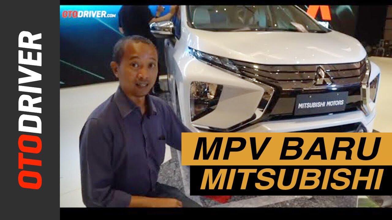Mitsubishi All New Small MPV 2017 First Impression Review Indonesia | OtoDriver