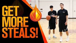 3 Sneaky Tricks To GET MORE STEALS with Coach Damin Altizer