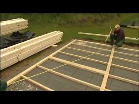 Autoconstruction maison bois costruisci la tua casa - Costruisci casa ...