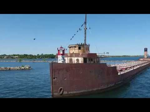 RIDGETOWN SHIP - PORT CREDIT