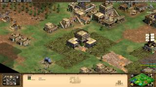 Gambar cover Aoe2 HD: 4v4 Black Forest (Turks, Fast Imperial Age) (Skype Call)