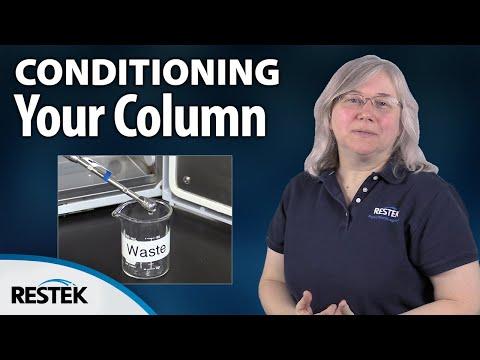 LC Column Conditioning