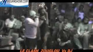 duel petit denis / dj arafat