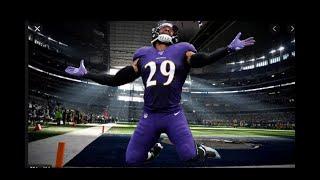 Baltimore Ravens release Earl Thomas for detrimental conduct