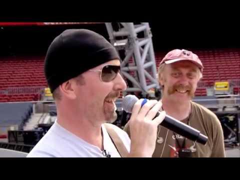 U2 360   Creating The 360 Tour