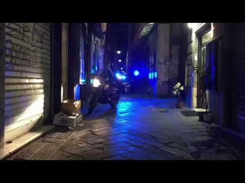 I controlli notturni dei carabinieri a Pre