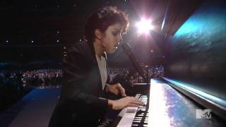 Lady Gaga  ft. Brian May- You And I - MTV VMA 2011