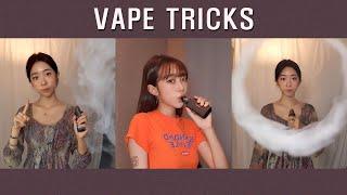 VAPE TRICKS) 2분 30초 순삭 전자담배 트릭…