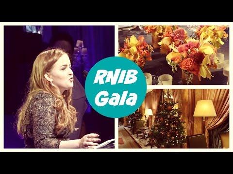 At The RNIB Gala 2015 | Fashioneyesta