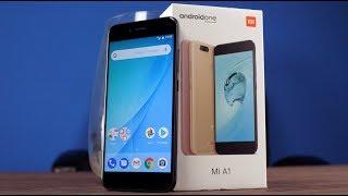 Первый чистый Xiaomi — Mi A1