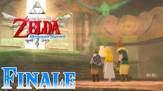 The Legend of Zelda: Skyward Sword 100% Walkthrough - Part 82: A Down to Earth Finale!