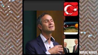 Endlich!!! Spricht er über die Türkei: Dr. Daniele Ganser mit schönem Schlusszitat