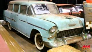 Lee Harvey Oswald '55 Chevy Barn Find at MCACN 2015