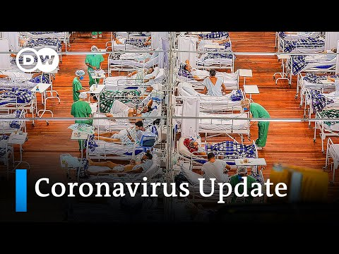 Brazil exceeds 4,000 daily COVID-19 deaths  +++ NZ stops India travel  | DW News