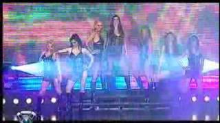 Showmatch 2007 - Las Tinellis vs las chicas de Marce