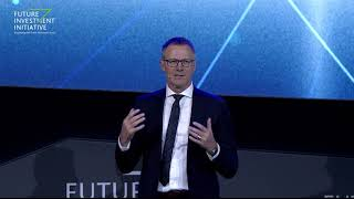 Factory of the future – Future Investment Initiative 2019 – Day 1