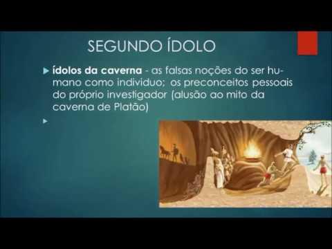 NOVO ORGANUM - RESUMO - PROF: MAURÍCIO