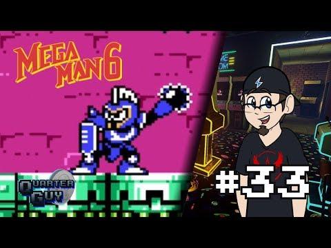 Let's Play Mega Man 6 - Road To Mega Man 11 - Part 33 - Warriors...Hard Ones