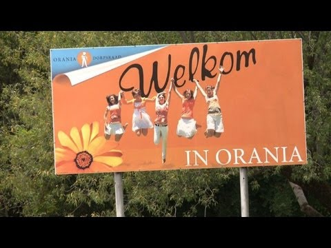 Orania: South Africa's whites only town