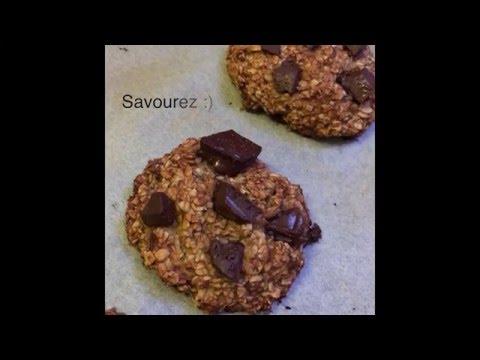 recette-cookies-healthy-facile-et-rapide-banane/avoine/chocolat