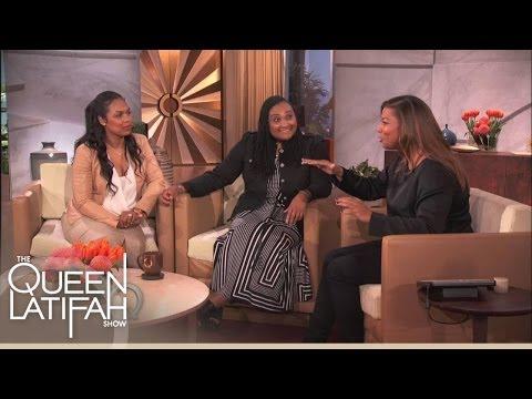 Queen Latifah On Meeting Muhammad Ali   The Queen Latifah Show