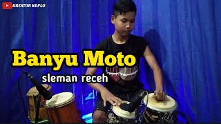Download Banyu Moto - sleman receh (cover) By Kreator Koplo