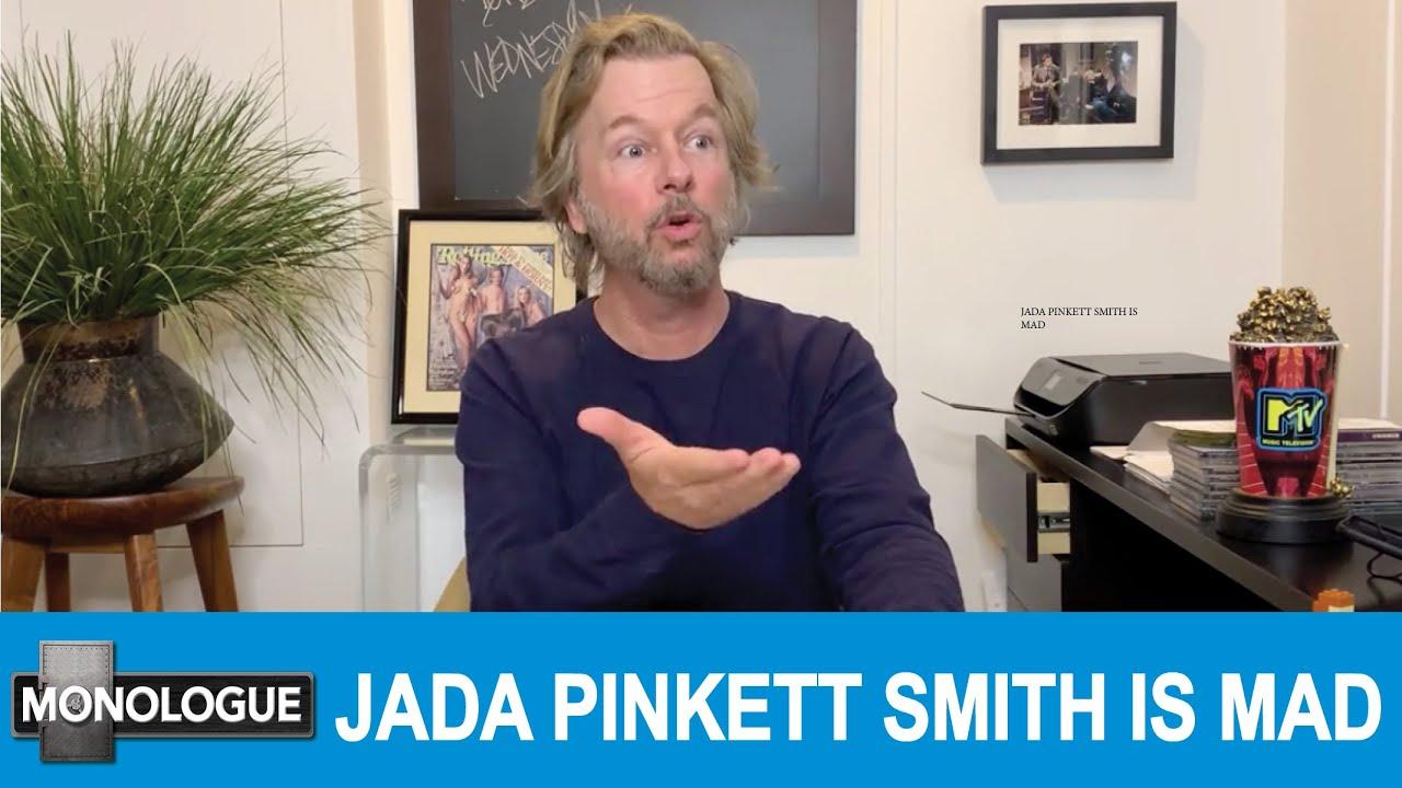 JADA PINKETT SMITH IS MAD - IN THE BUNKER MONOLOGUE (07/01/2020)