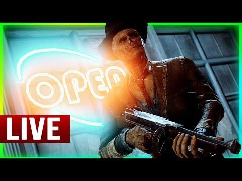 Fallout 4 LIVE Walkthrough - Dangerous Minds!