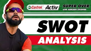 RCB with a CHANCE to WIN IPL 2020?   Castrol Activ Super Over with Aakash Chopra   RCB SWOT Analysis