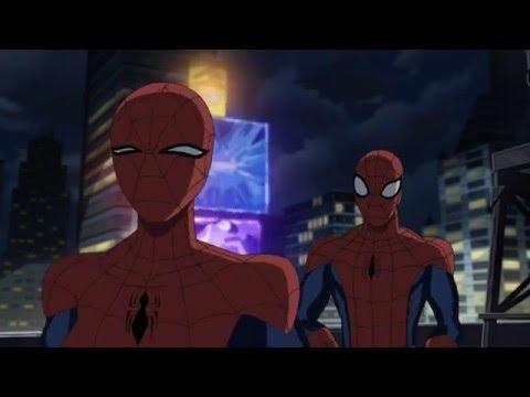 Великий Человек-паук - Пауко-вброс. Часть 1 - Сезон 3 Серия 12 | Marvel