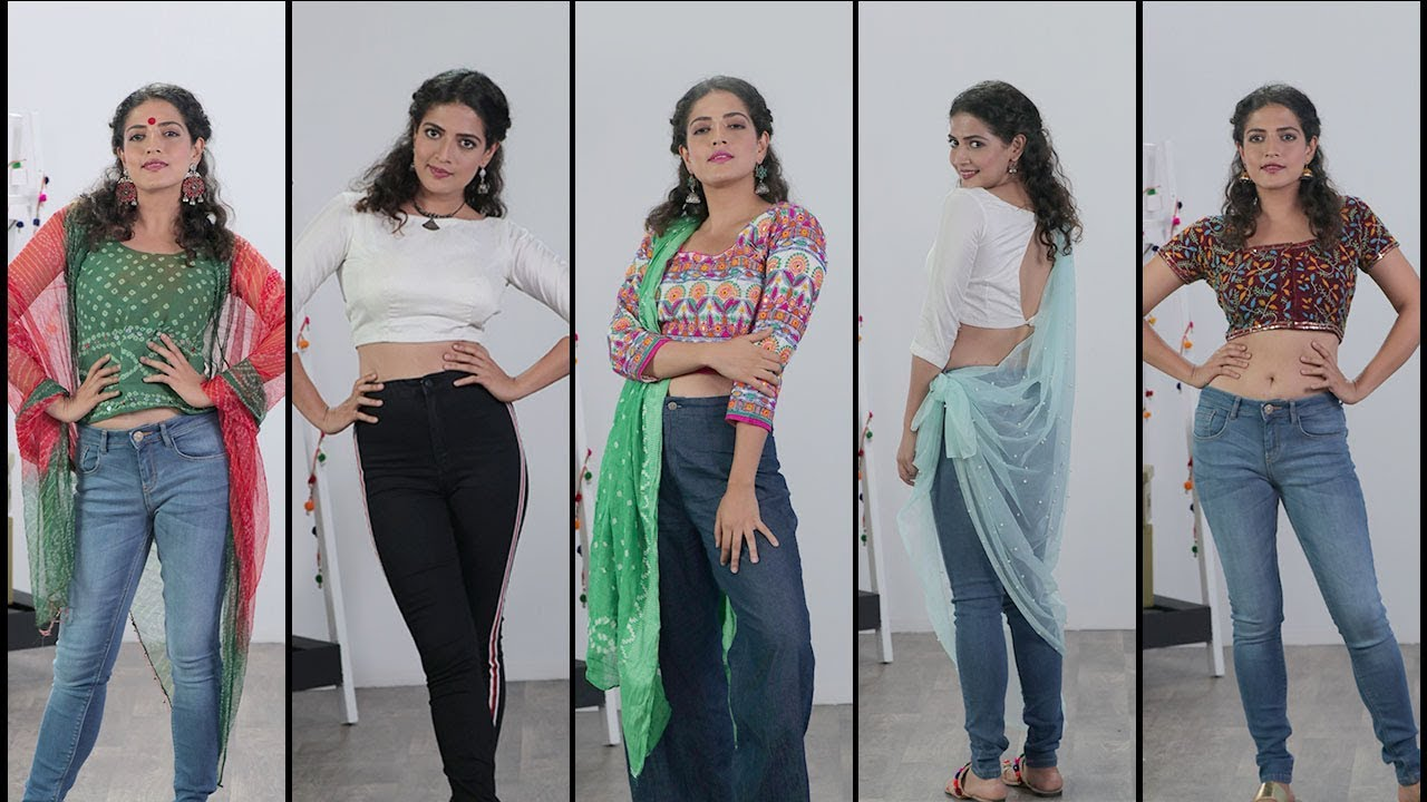 Indo Western Outfit Ideas