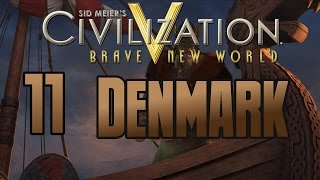 Fixed Economy! | Civilization 5 Brave New World as Denmark Part 11