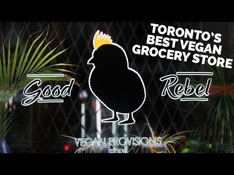Welcome to Good Rebel - AKA Vegan Heaven