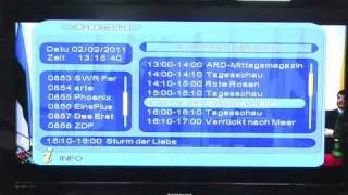 auvisio SCART-DVB-T-Receiver & Mini-Media-Center