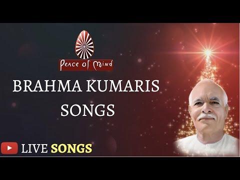 🔴 NON-STOP Brahma Kumaris SONGS | LIVE STREAM | BK Meditation Songs | Spiritual/Devotional Songs