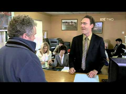 Filling Out A Form   The Savage Eye   RTÉ Two