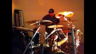 HERE FOR THE PARTY Gretchen Wilson Drum cover Tim Gonzalez