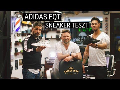 adidas EQT sneaker teszt @ Budapest Barber Shop