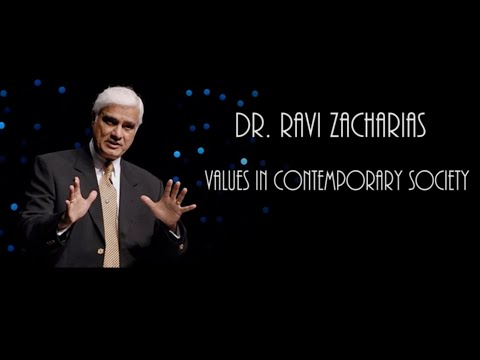 Dr.Ravi Zacharias -VALUES IN CONTEMPORARY SOCIETY -Parliament of Romania -Prodocens Media