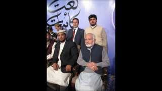 Muzaffar Warsi - Mera Peghamber Azeem Tar Hai.wmv