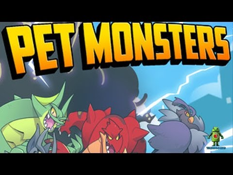Pet Monsters (iOS/Android) Gameplay HD