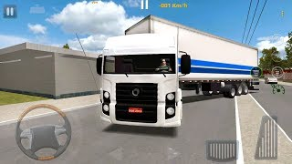 World Truck Driving Simulator - First Ride w/ 121Km/h Speed - Android Gameplay FHD