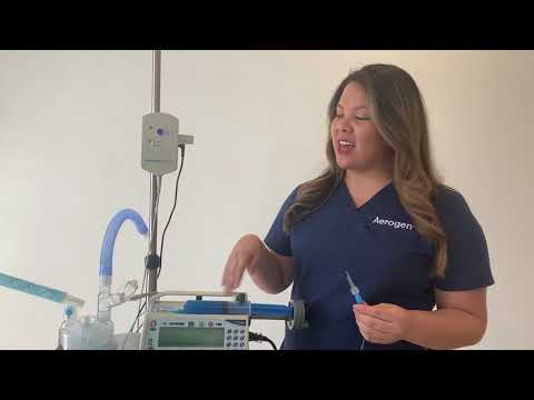 Download Aerogen Set-Up for Continuous Nebulization