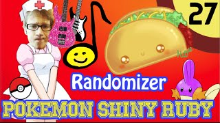 Taco Overwinningslied! - Pokémon Shiny Ruby Randomizer #27